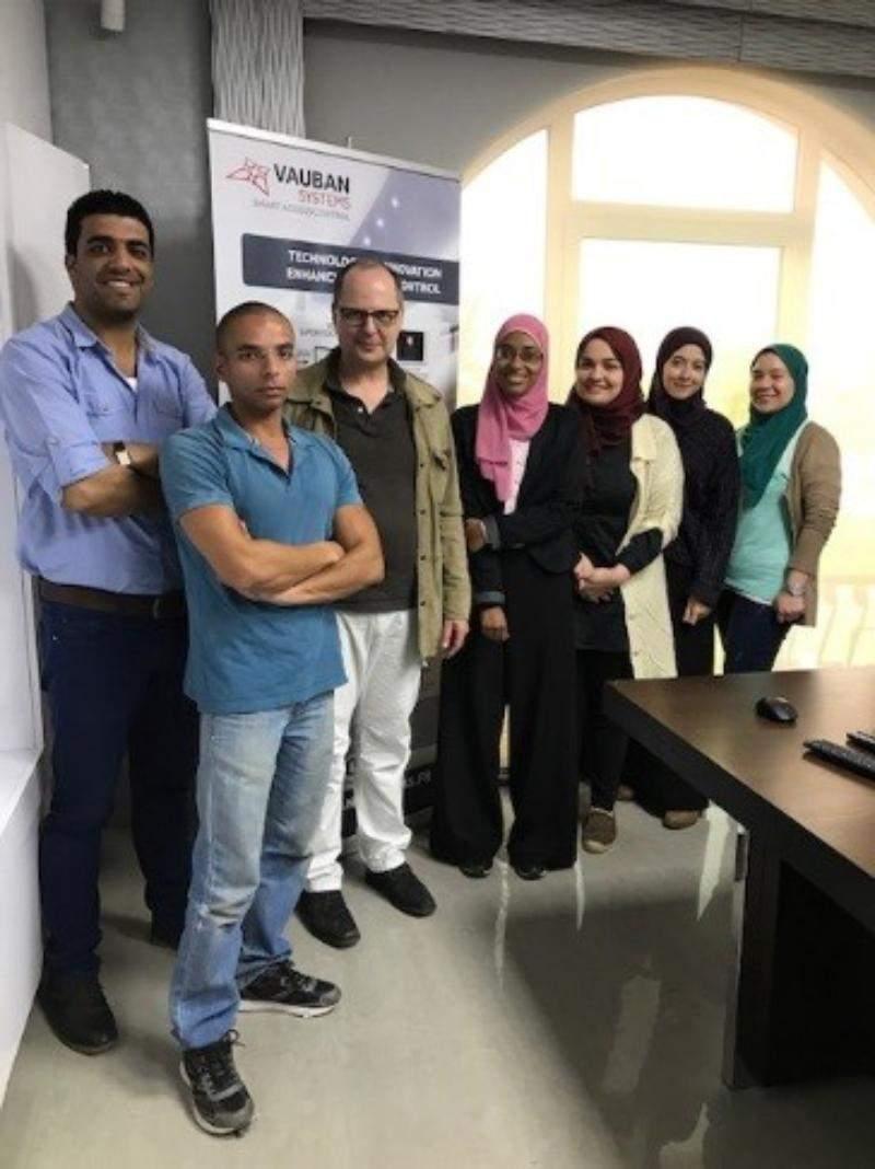 I&R Egypt Distributeur