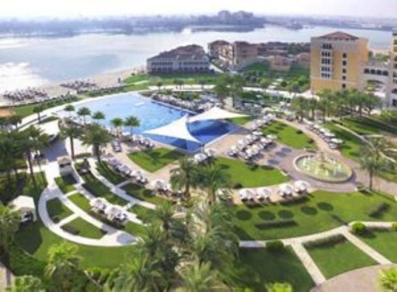Ritz Carlton Abu Dhabi exterieur